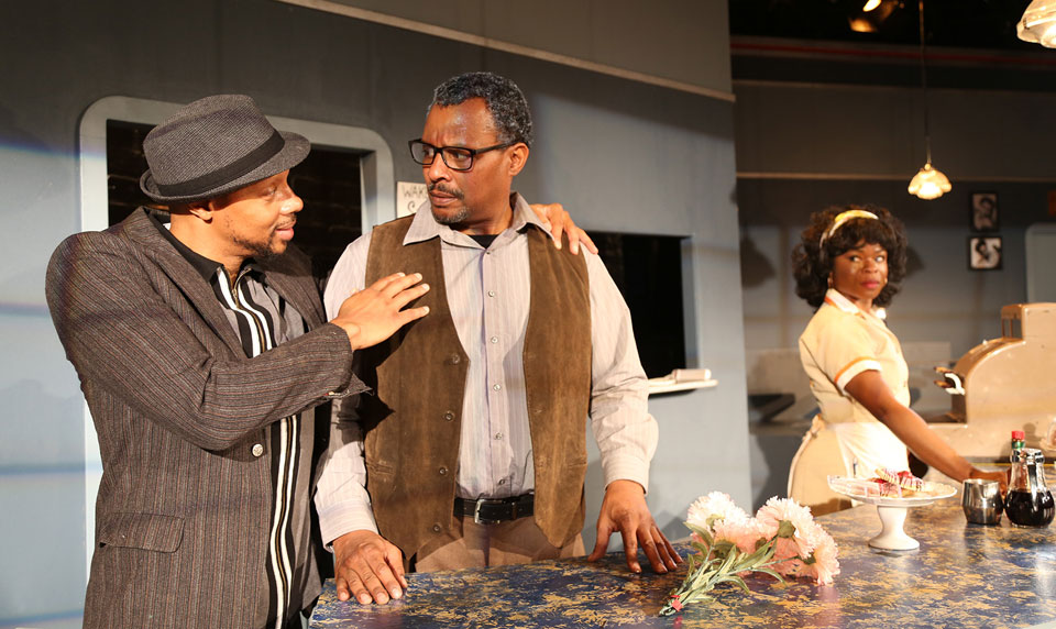'Two Trains Running' is August Wilson's 1960s play in his Pittsburgh Cycle