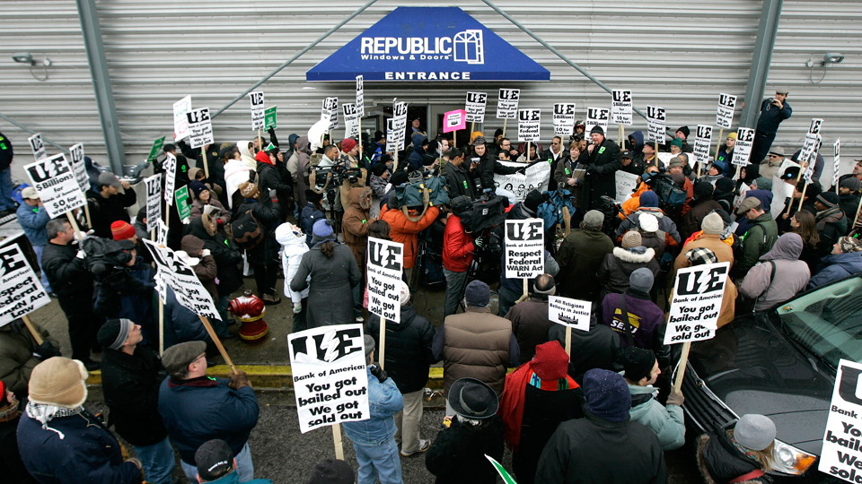 Ten years ago, Republic Windows workers occupied their factory; now they own it