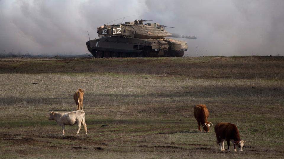 Siria condena la declaración de Trump sobre el Golán