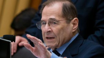 "Impeachment talk heats up; Nadler points to ""abuse of power"""