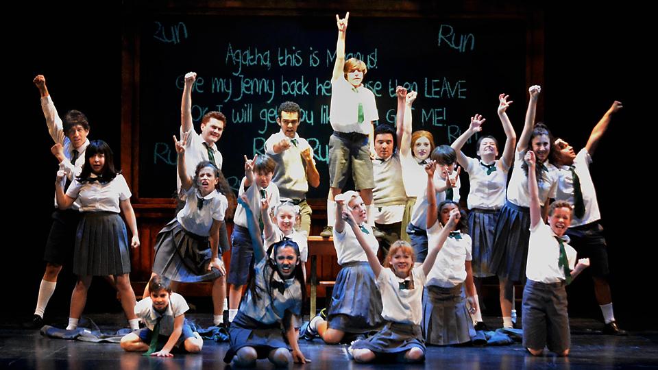 Roald Dahl's 'Matilda,' a feminist ode to teachers, dazzles as a musical