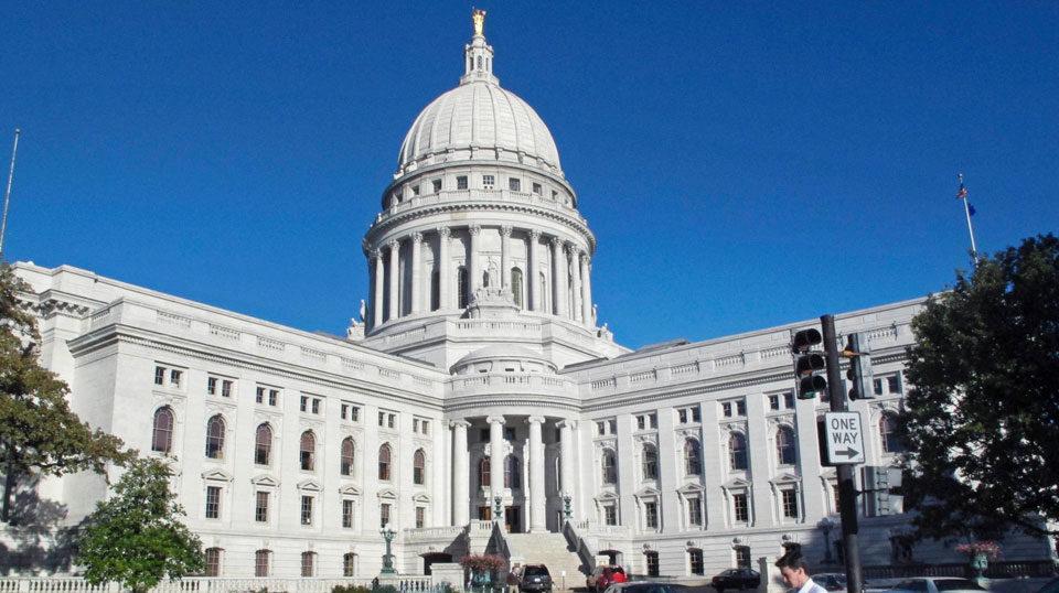 Wisconsin court blocks Republican power grab