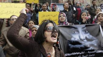 On International Women's Day, Mideast women wage fierce resistance
