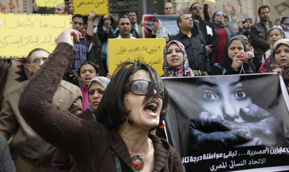On International Women's Day, Mideast women wage fierce resistance