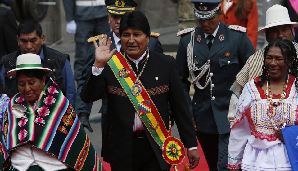 Bolivia introduces health care for all