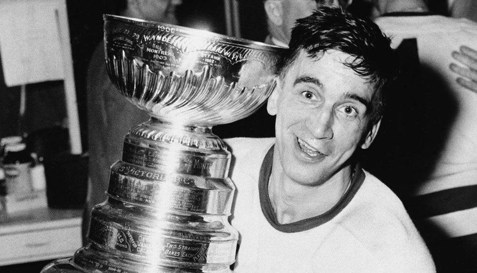 Ted Lindsay, hockey players union pioneer, dies at 93