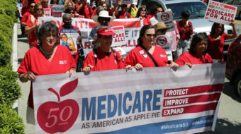 Dems debate Medicare for All; Trump trashes healthcare for 20 million