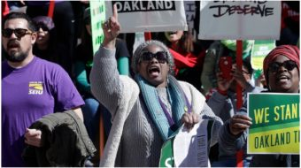 Oakland teachers' strike victory: Billionaires won't determine our kids' futures