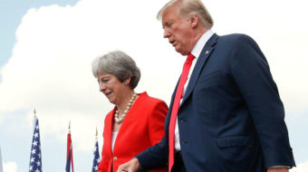 Brexit: How Trump is taking advantage of the U.K.'s political mess