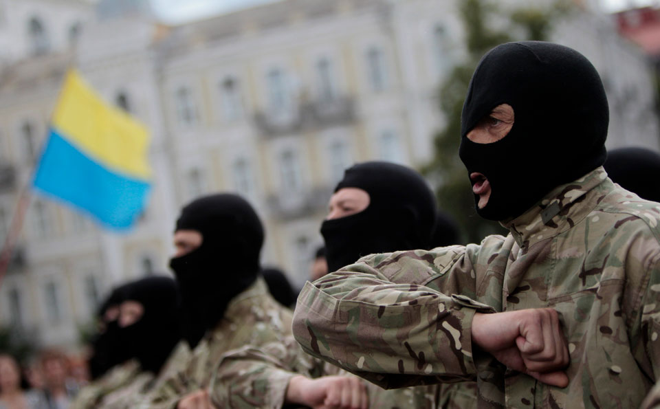 "Ukraine Communist leader warns: ""The Nazis are coming"""