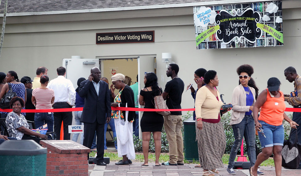 Jim Crow racism is back with Florida Republicans' poll tax