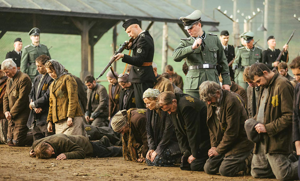 'Sobibor' dramatizes a successful heroic revolt in a Nazi death camp