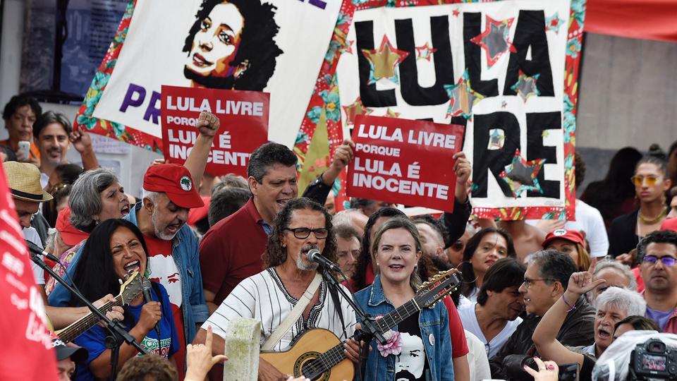 """Dilma Rousseff: """"Estos tiempos nos exigen coraje"""""""