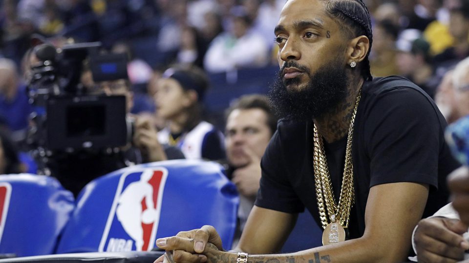Nipsey Hussle, Grammy-nominated rapper, killed at 33