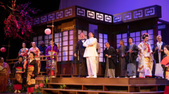 Puccini's 'Madama Butterfly': Los Angeles bilingual production travels to Houston