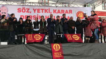 Turkey's Communist Mayor blocked from taking office