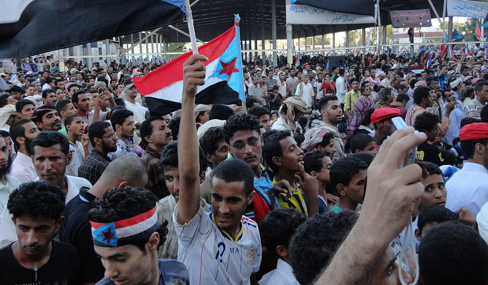 """Egypt's ruler fears the words """"Don't worry, you're not alone"""""""