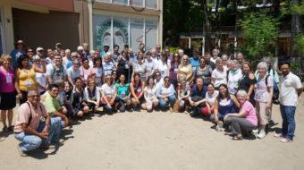 Bearing witness to root causes of Honduras migration at Radio Progreso
