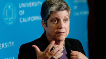 Workers win at University of California; struggle continues against boss Napolitano