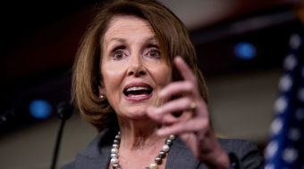 "Pelosi on new NAFTA: ""No enforcement, no treaty"""