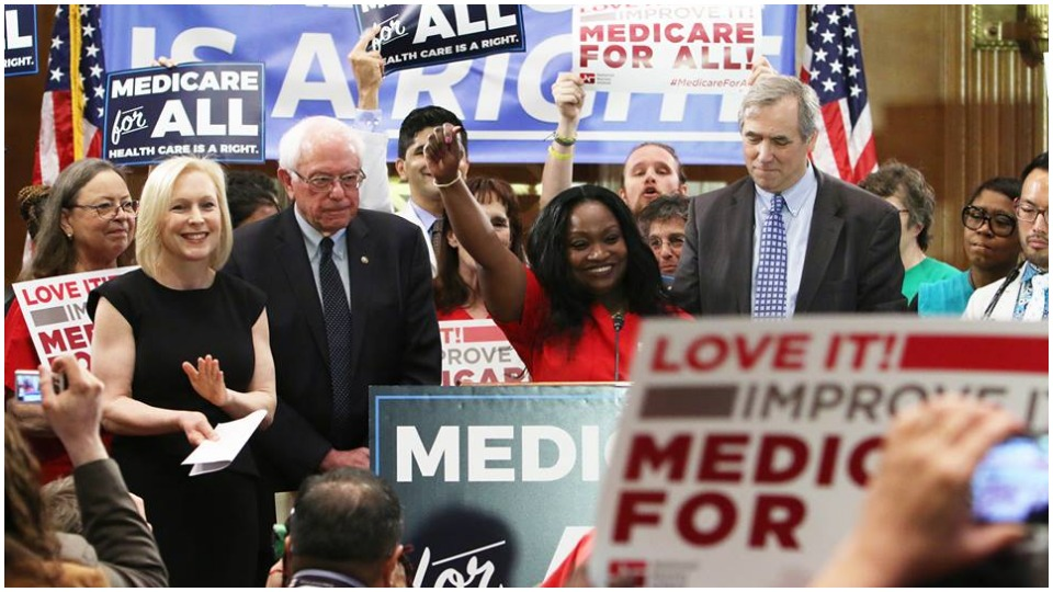 Nurses roll out Congressional blitz to win Medicare For All