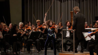 Royal Scottish National Orchestra offers Danny Elfman's violin concerto