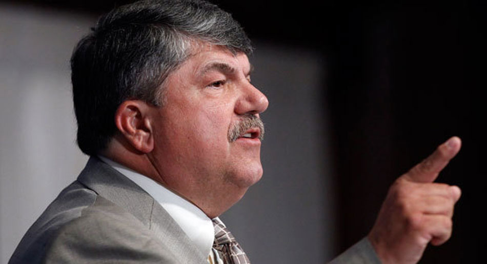 Trumka warns lawmakers: Don't vote for quickie 'New NAFTA'