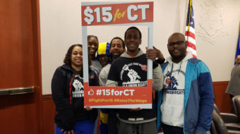 Connecticut joins $15 minimum wage states parade