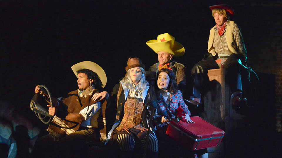 """Bronco Billy, The Musical"" review"
