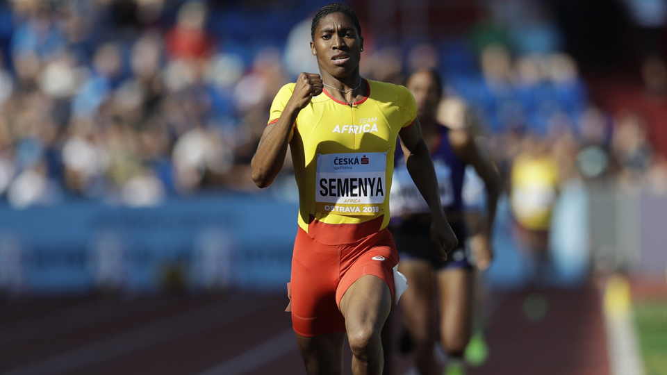 Caster Semenya: A clash over hormone levels for athletes