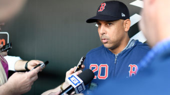 For Puerto Rico: Red Sox Manager and several players to skip White House reception