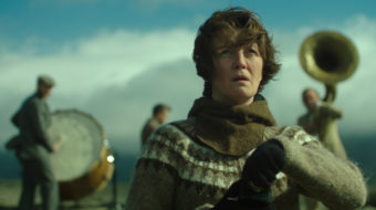Review: 'Woman At War' is quirky environmental film from Iceland