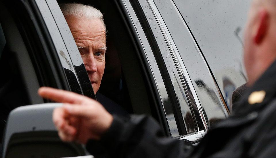 Don't go Joe—Biden passes union protest to attend big money fundraiser