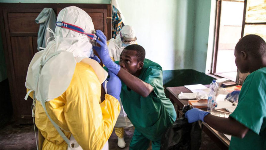 Ebola confirmed in a city of more than 1 million in Congo