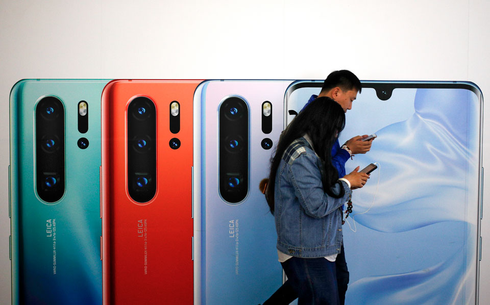 Fear of competition, not security, motivates Trump ban on China's Huawei