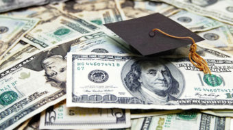 Mortgaging their future: Millennials drowning in student debt