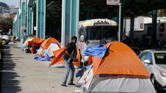 Capitalist charity can't solve homelessness or any other social problem