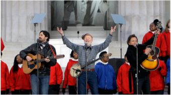 Remembering Pete Seeger on his 100th birthday