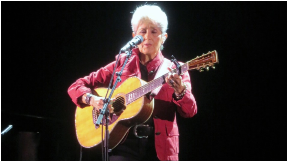 Fare Thee Well: Joan Baez in New York City