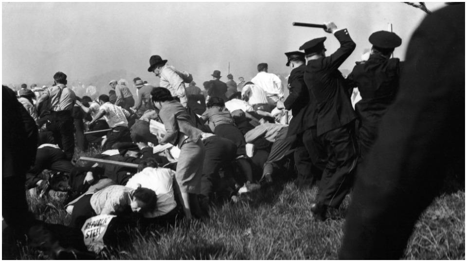 Little Steel Strike: Remembering the 1937 Memorial Day Massacre