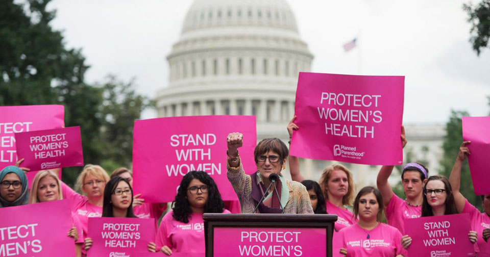 Reproductive rights and abortion bans prompt nationwide marches, protests