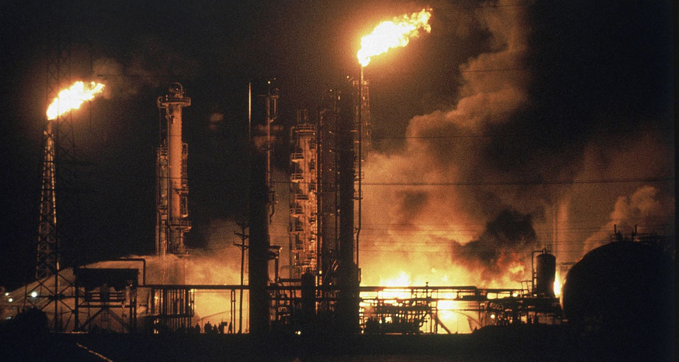 ExxonMobil knew about climate change in 1982 but lied about