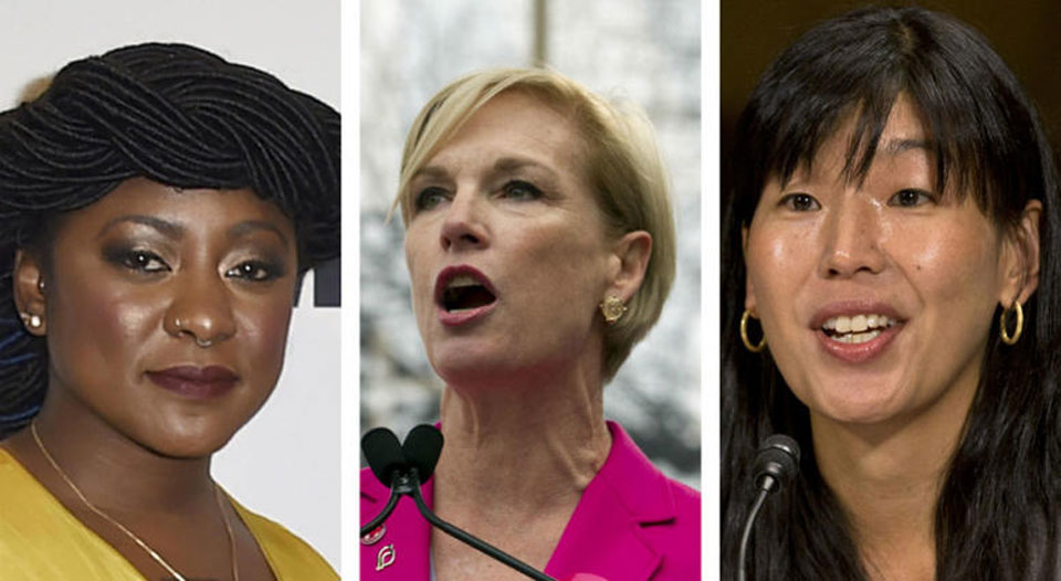 Top female organizers/activists create 'Supermajority' group