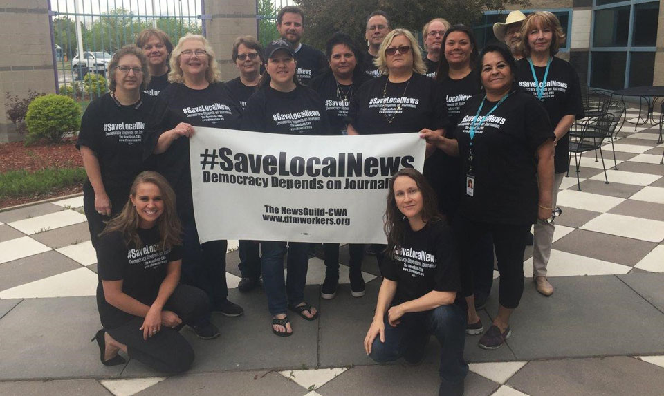 Political and union pressure halts hedge fund takeover of Gannett newspapers