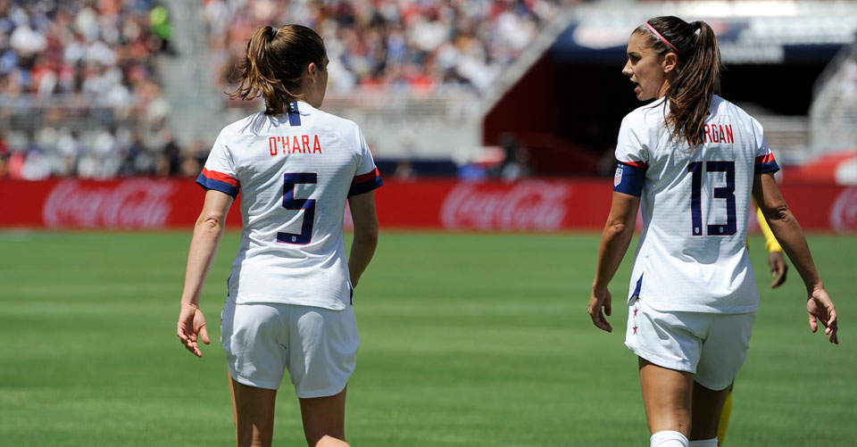 U.S. Soccer Federation denies sex discrimination, blames lack of revenue for pay disparity