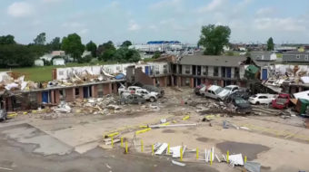 Tornadoes hit unusually wide swaths of U.S., alarming scientists