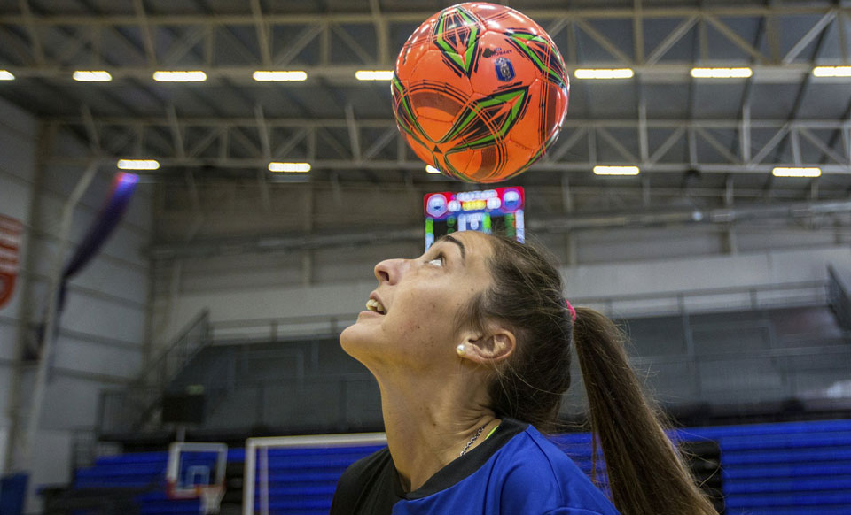Players seeking change for women's soccer in Latin America