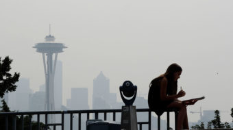 Smoke shelters in Seattle  for 'new normal' summer fires