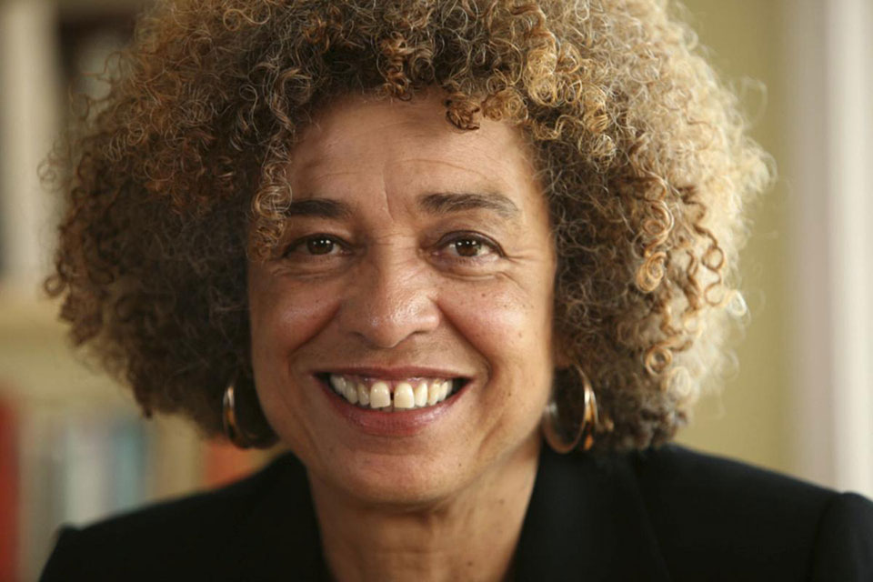 "Angela Davis praises CPUSA for its history ""of militant struggle"""