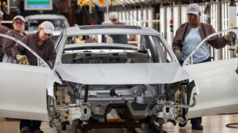 Autoworkers narrowly lose again at Chattanooga Volkswagen plant